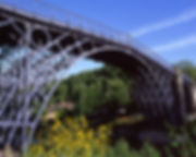 Ironbridge Gorge, cycling holidays in Ludlow and Ironbridge