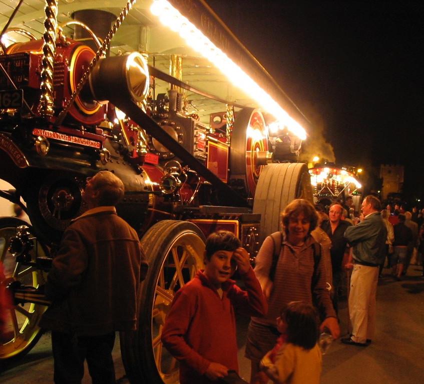 Michaelmas Fair evening parade