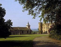 Croft Castle, bike tors in England