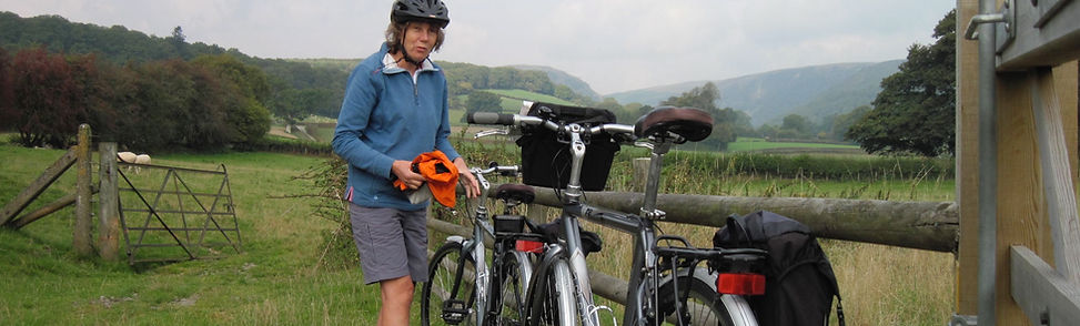 Elan Valley, cycling holidays in the UK