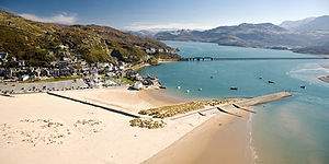 Barmouth, cycling holidays search