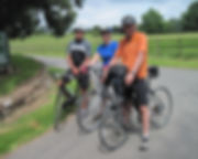 Cycling holidays in Herefordshire