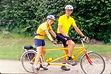 Tandem, cycling holiday