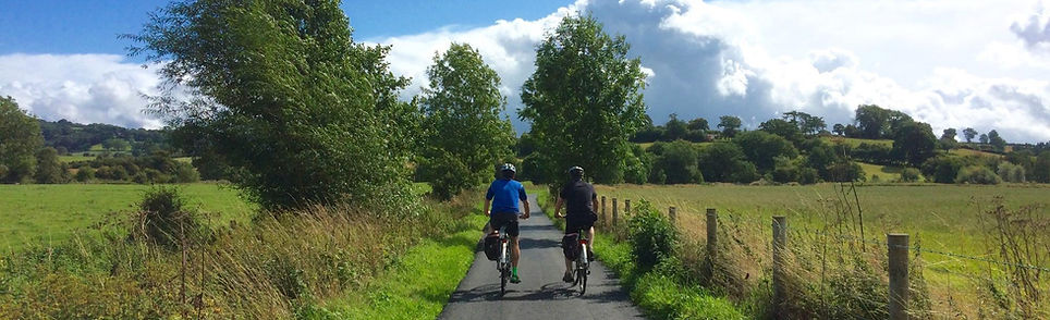 Cycling holidays in England and Wales