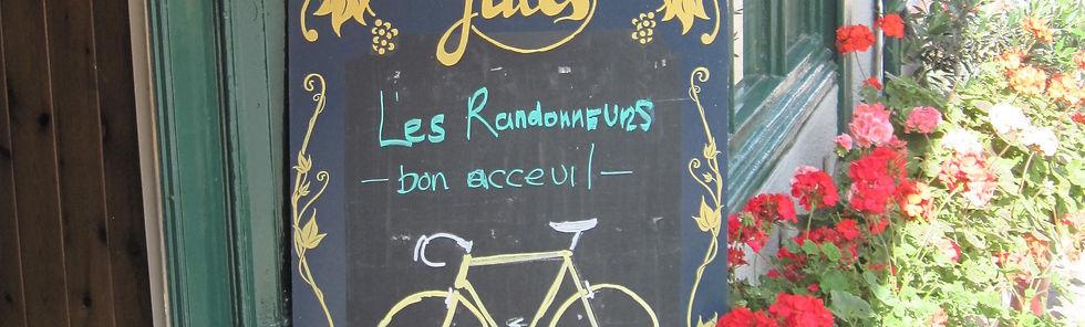 Gourmet cycling holidays