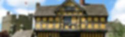 Stockesay Castle, Shropshire cycling holidays