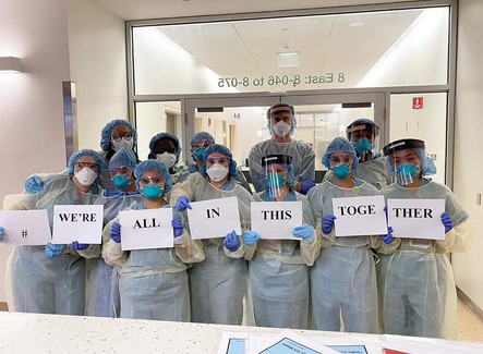 What You Can Do for Healthcare Workers During the COVID-19 Pandemic