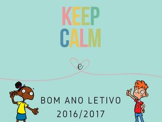 Bem-vindo 2016/2017
