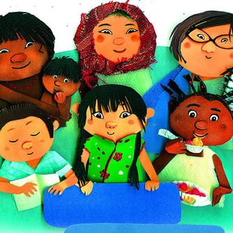4º Ano - Crescer na Diversidade: todos temos valor E@D
