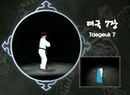 Taegeuk 5 to 8, Official Kukkiwon Videos