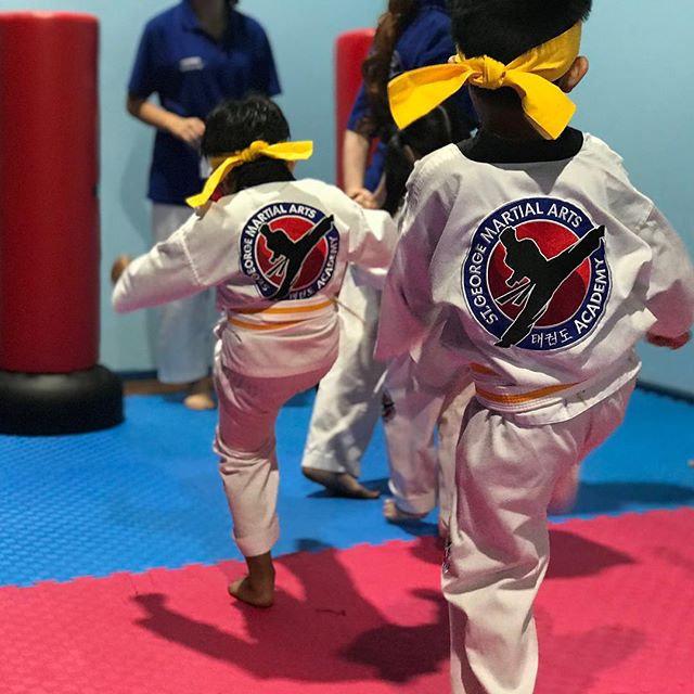 Ninjas 5-8yrs