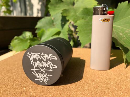 Klein 3 Teilig Matt Grau Spray Can Vogue One X Santa Cruz Shredder