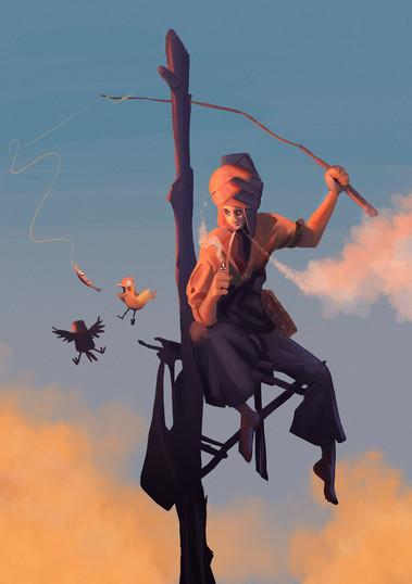 Pescatore del cielo