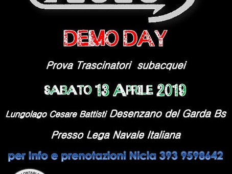 Demo Day 13/04/2019