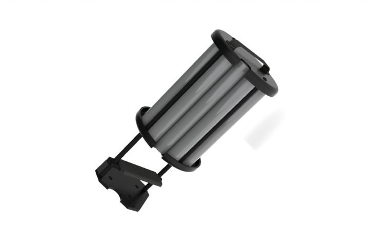 Slitta estrazione rapida batteria