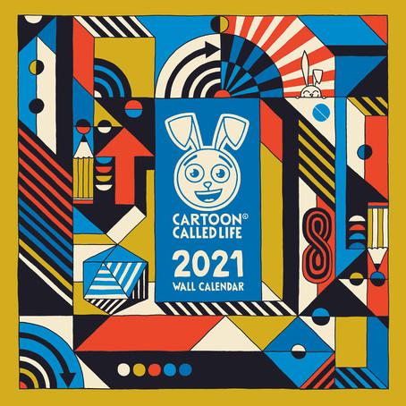 Get Your 2021 Wall Calendar