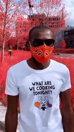 T-SHIRT 'COOKING'