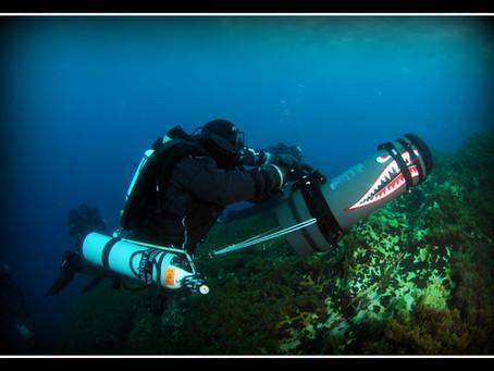 CCR Hypoxic Expedition Ponza