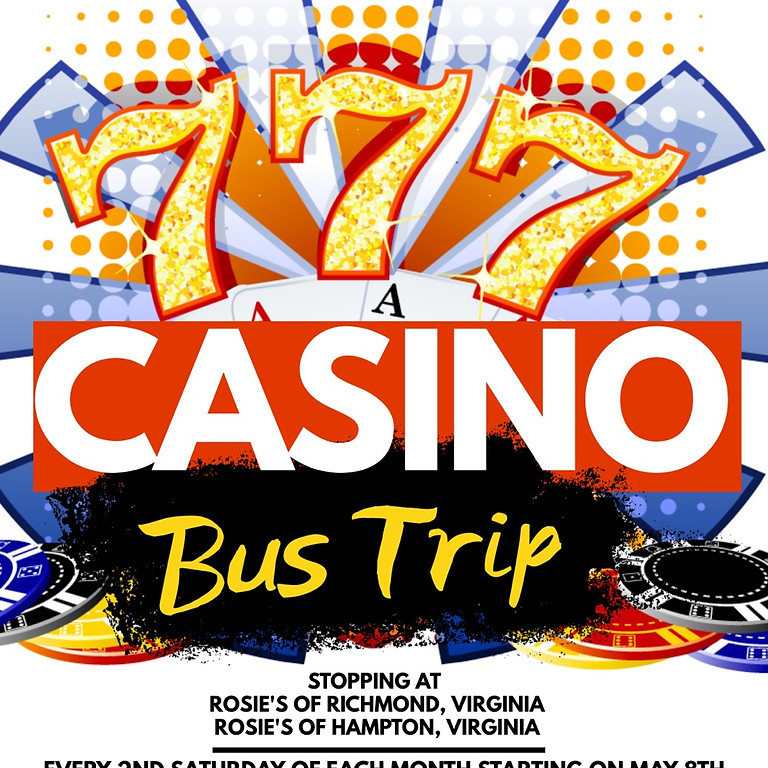 Virginia Casino Day (July 10th)