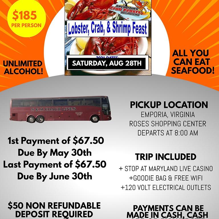 Lobster, Crab & Shrimp Festival