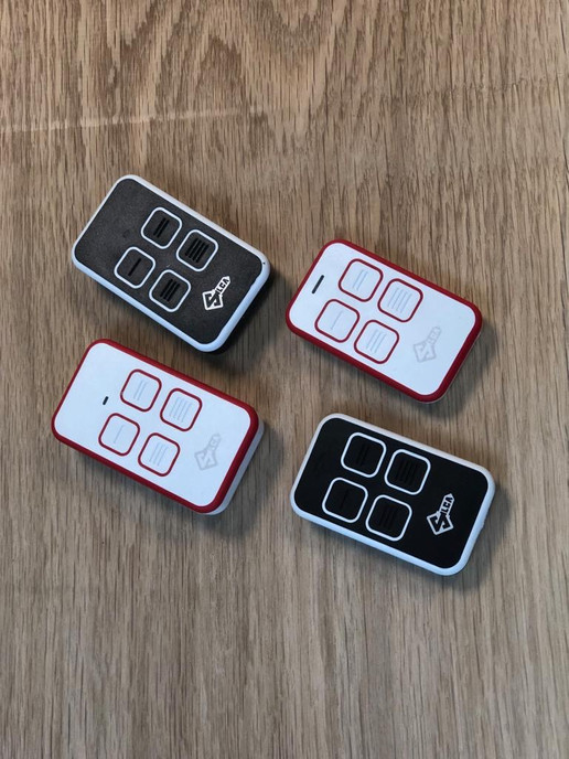 SILCA GARAGE AND GATE REMOTES