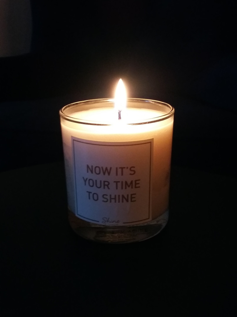 Now it´s Your time to Shine