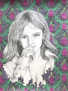 "2. AMERICA GONZALEZ  ""Emma Watson"""