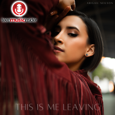 "ABIGAIL NEILSON CHATS WITH TMI ABOUT HER NEW SINGLE ""THIS IS ME LEAVING"""