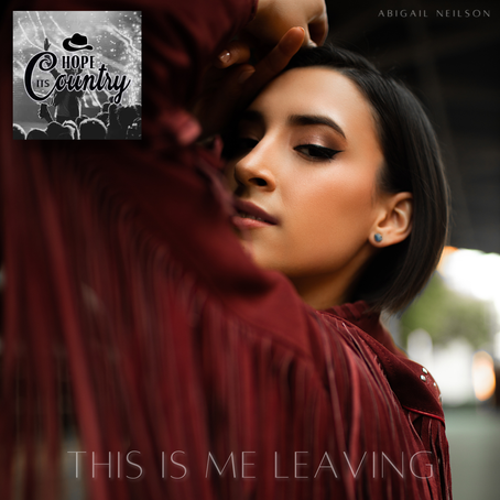 Abigail Neilson - This Is Me Leaving, Release date - 13/11/2020