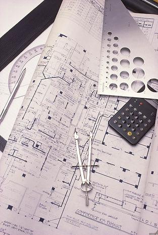 Blueprint Ontwerp bouwkundig tekenwerk bouwtechnisch ontwerp plattegrond tekening gevelaanzicht tekeningen doorsnede tekening vergunning aanraa aanbouw woning scuur nieuwbou renovatie verbouw
