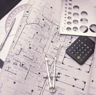Construction Documents + Plans for the building department