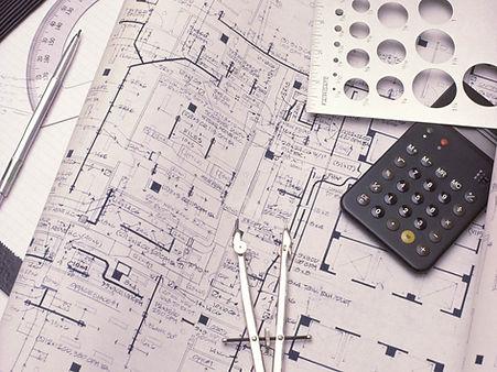 Autocad ile hazırlanmış Mimari Tasarım Projesi
