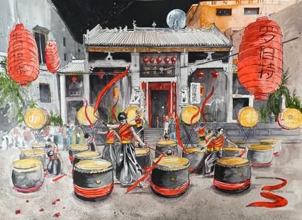 Penang Drums