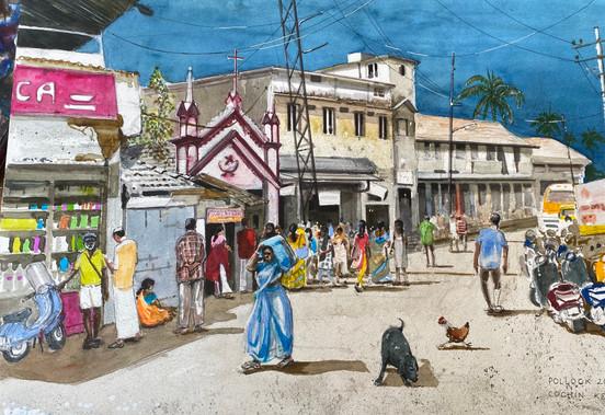 Cochin Shrine
