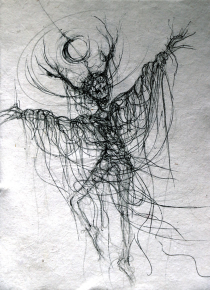 Character sketch for film-performance