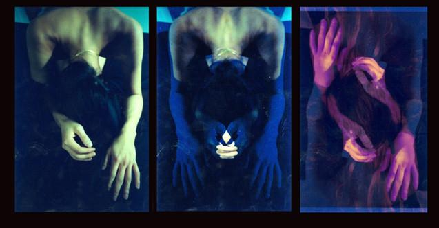 Triptych.