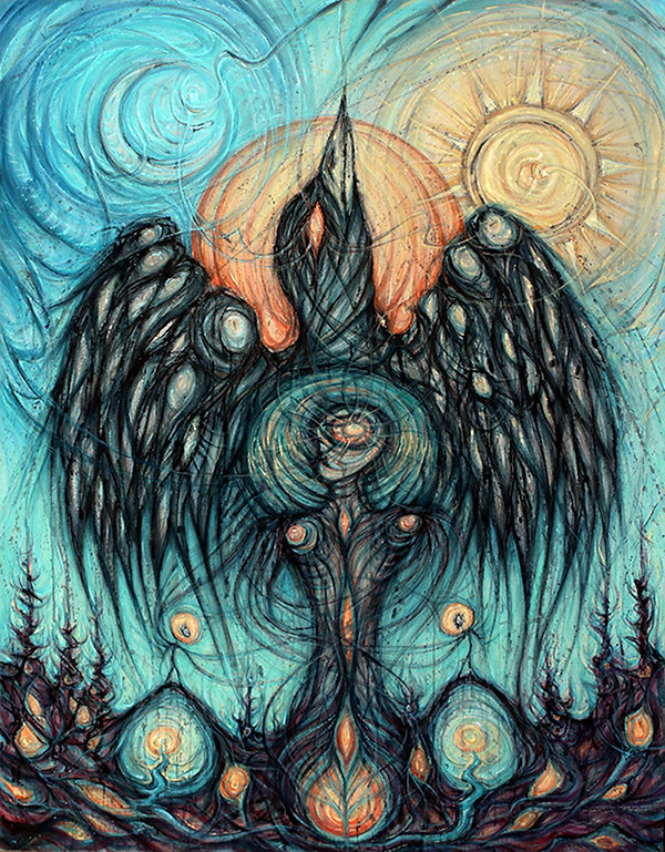 Alice Karveli_The Raven-Mage will rise a