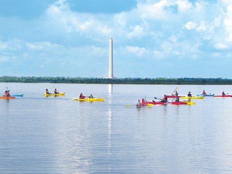 Where Should I Kayak in Baytown?