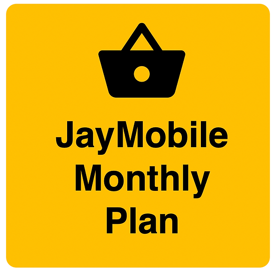 JayMobile Monthly Subscription