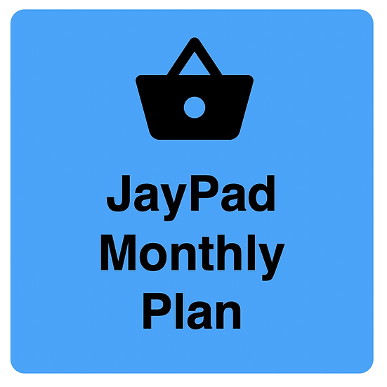 JayPad Monthly Subscription