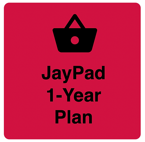 1-Year Subscription + FREE JayPad