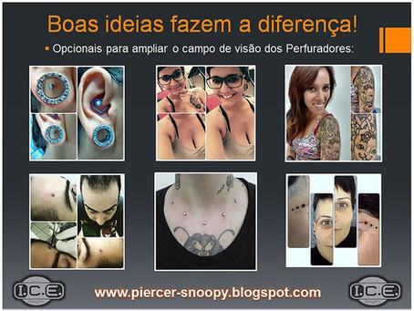 Micro Dermal Ancora - De Piercer para Piercers - Desmistificação...