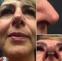 Septum Piercing - Titanium Implant Grade