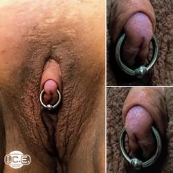 Clitóris Piercing