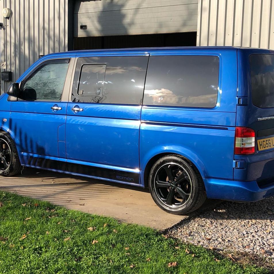 T5 2006 T30 ex builders van