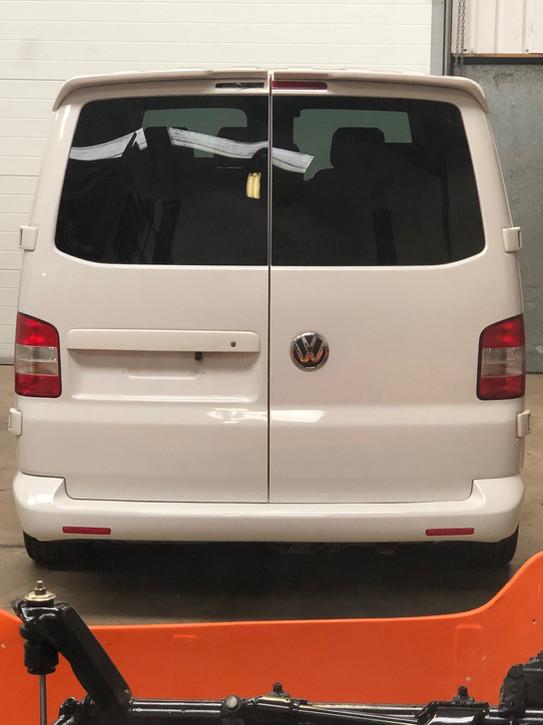 VW T5.1 2010 Kombi Conversion