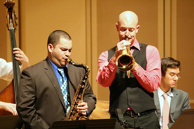 Josue Gonzale's Jazz Recital