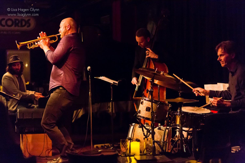 Jared Hall Quartet