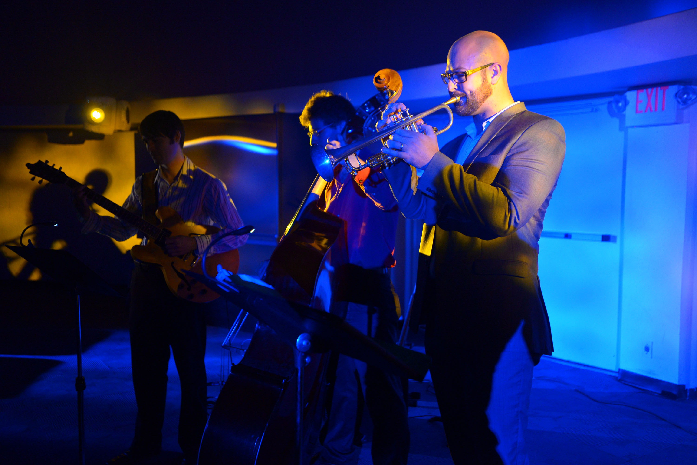 The Jared Hall Trio