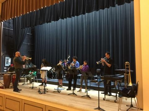 Seattle Academy Jazz Workshop